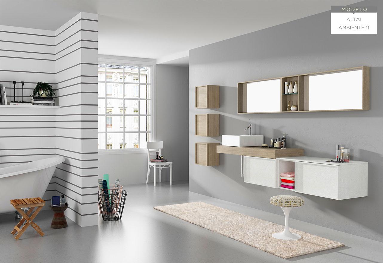 Ba os visobath altai azuval decoraci n muebles de - Decoracion de banos y cocinas ...