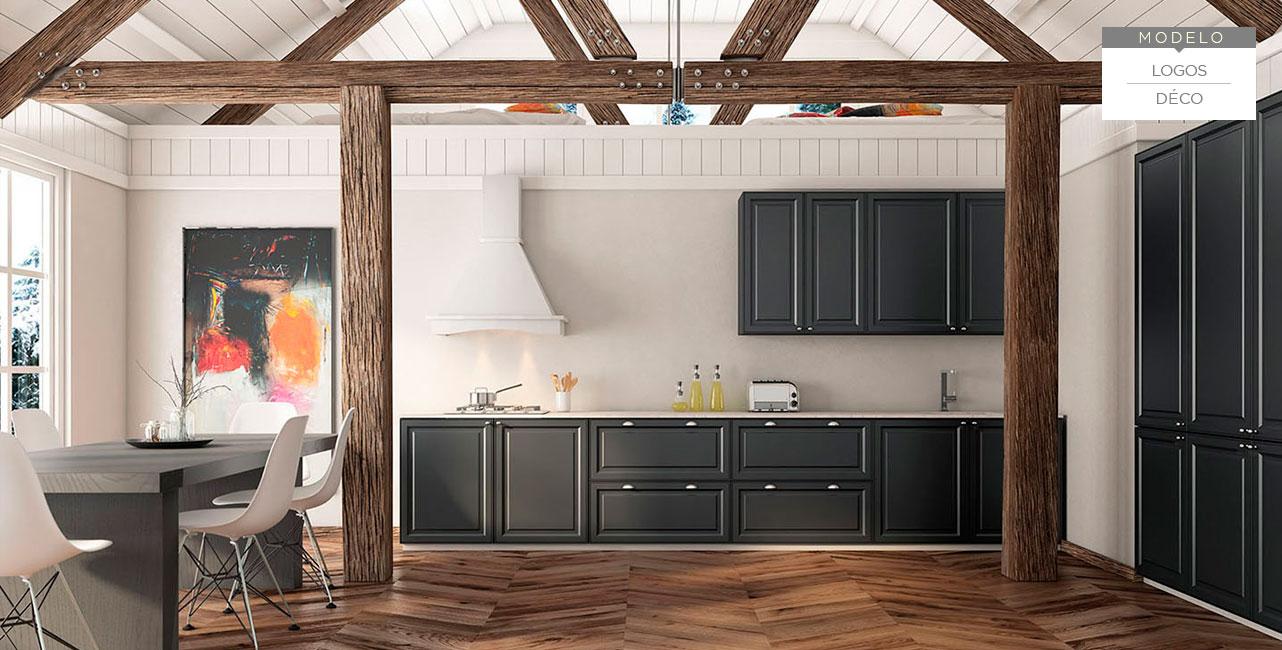 Cocinas LOGOS - Azuval Decoración · Muebles de cocina, baño y mucho ...