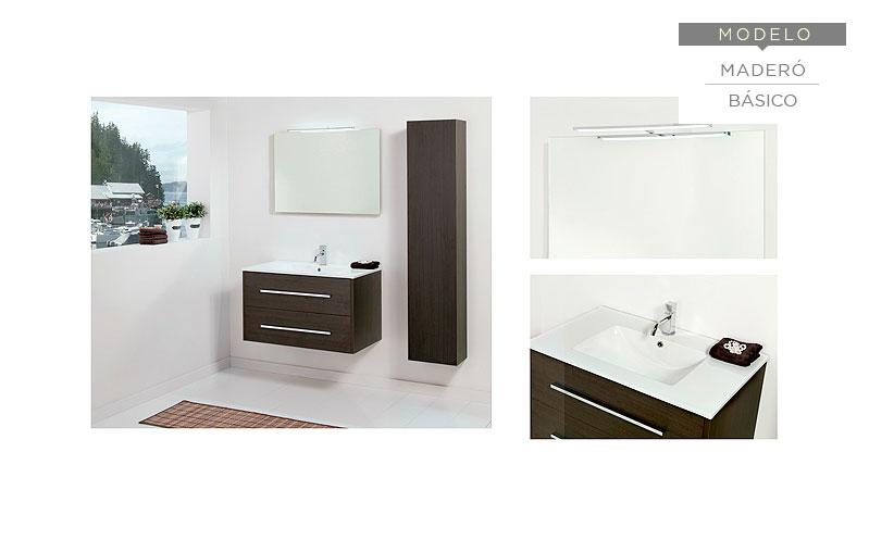 Mader b sico azuval decoraci n muebles de cocina for Muebles de cocina basicos
