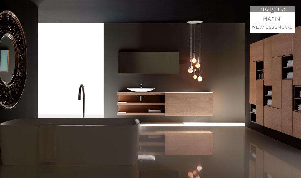 Ba os mapini azuval decoraci n muebles de cocina ba o for Decoracion muebles de bano
