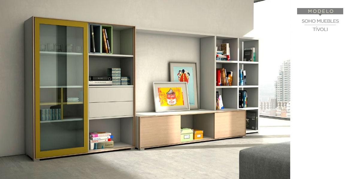 Salones azuval decoraci n muebles de cocina ba o y for Muebles mapini
