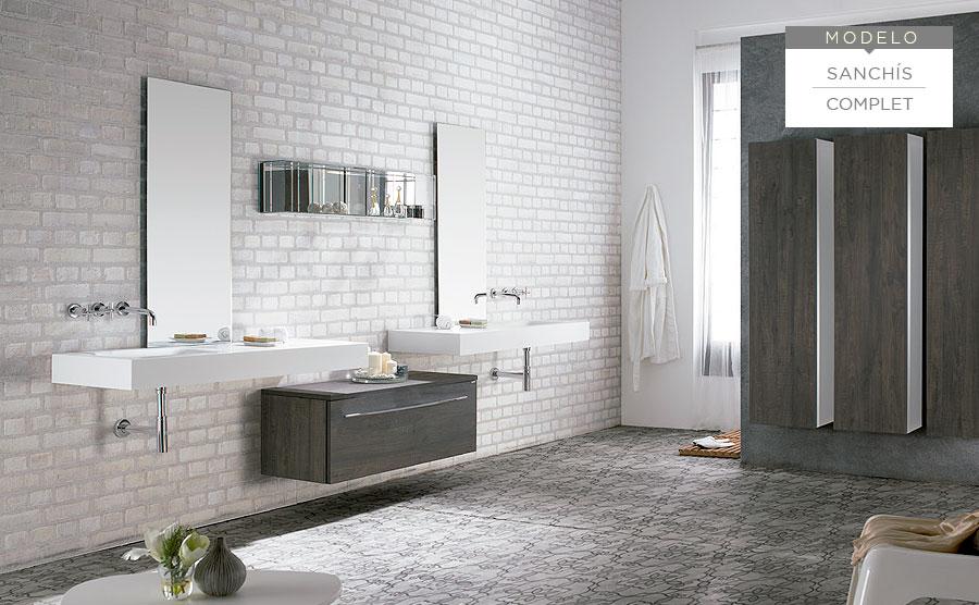 Baños SANCHÍS - Azuval Decoración · Muebles de cocina, baño y mucho más en Al...