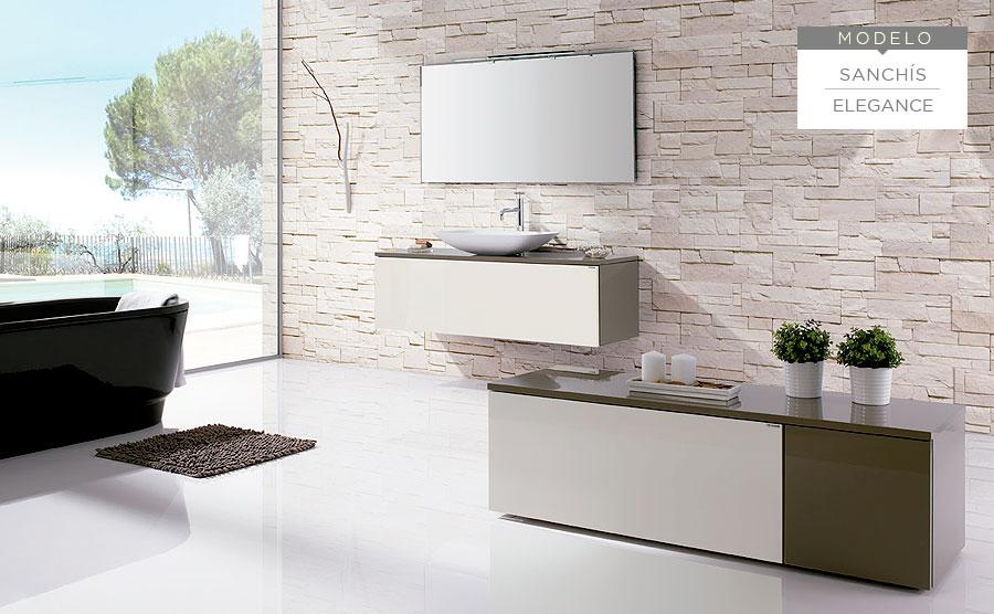 Ba os sanch s azuval decoraci n muebles de cocina for Muebles sanchis